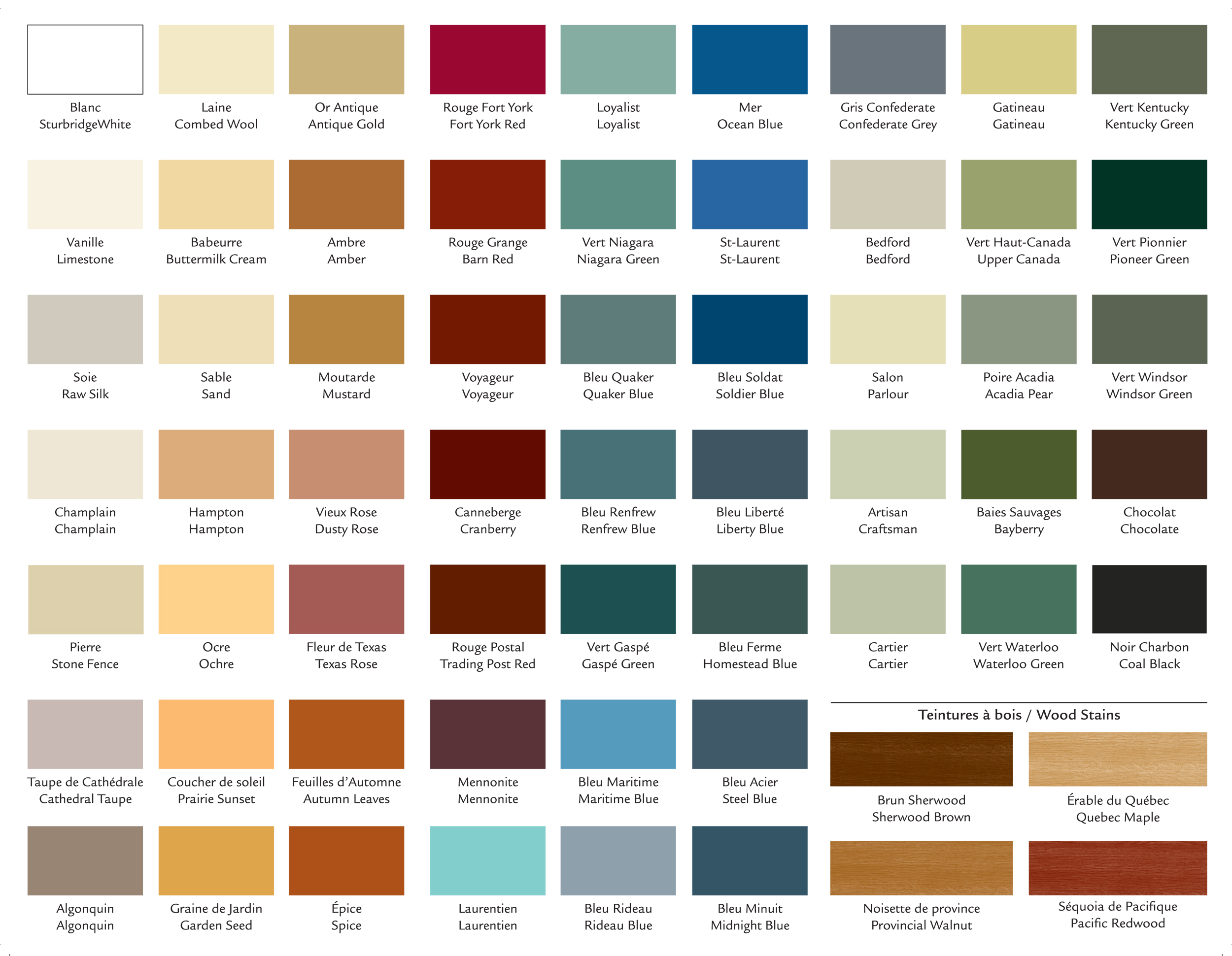 Crown paints color chart 2017 2018 best cars reviews for Peinture behr exterieur