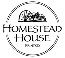 Homestead House Paint Company Logo